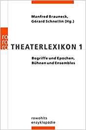 Theaterlexikon 1