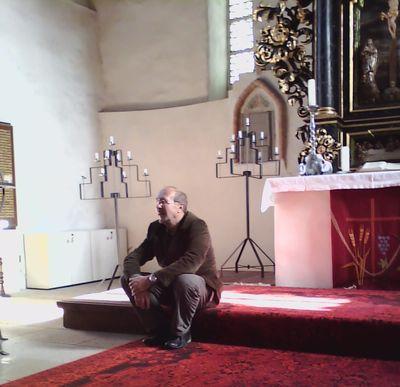 Pfarrer Berndt